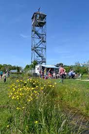 Uitkijktoren - Recreatie Landschap Rosenboom